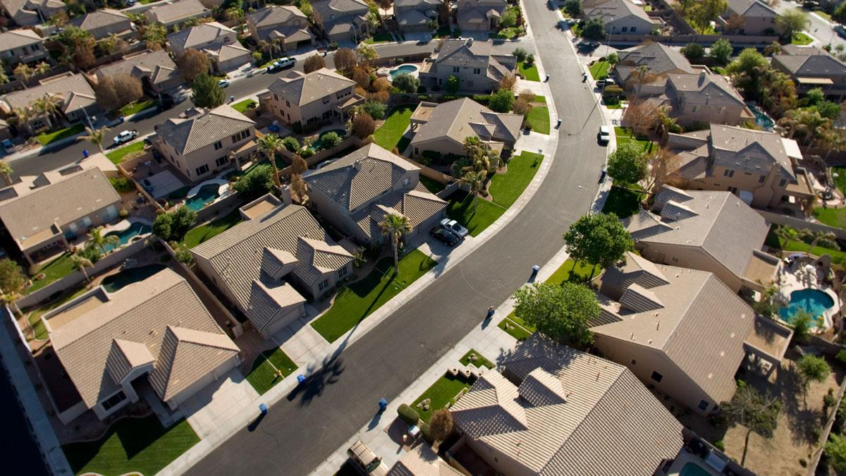 اسعار البيوت في امريكا