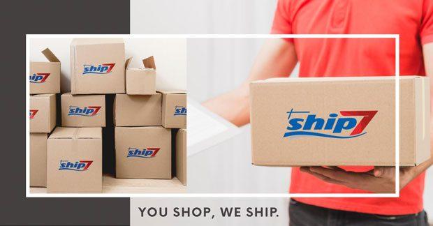 شركة ship7 للشحن
