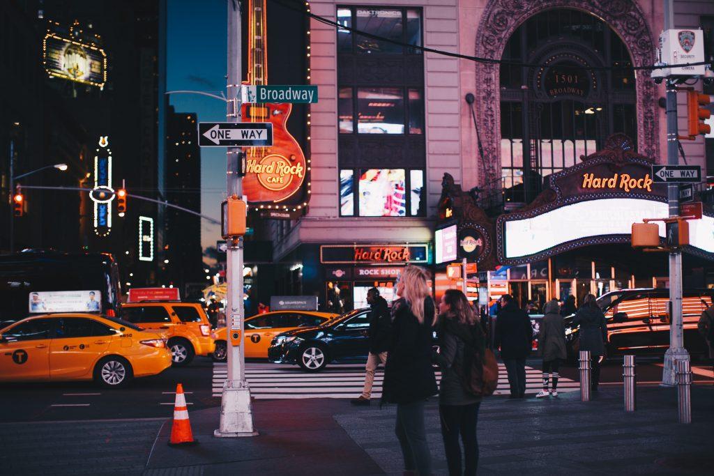 الأماكن السياحية في أمريكا