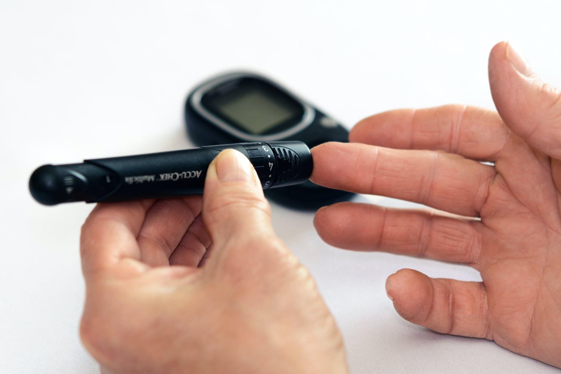 رعاية مرضى السكري في أمريكا