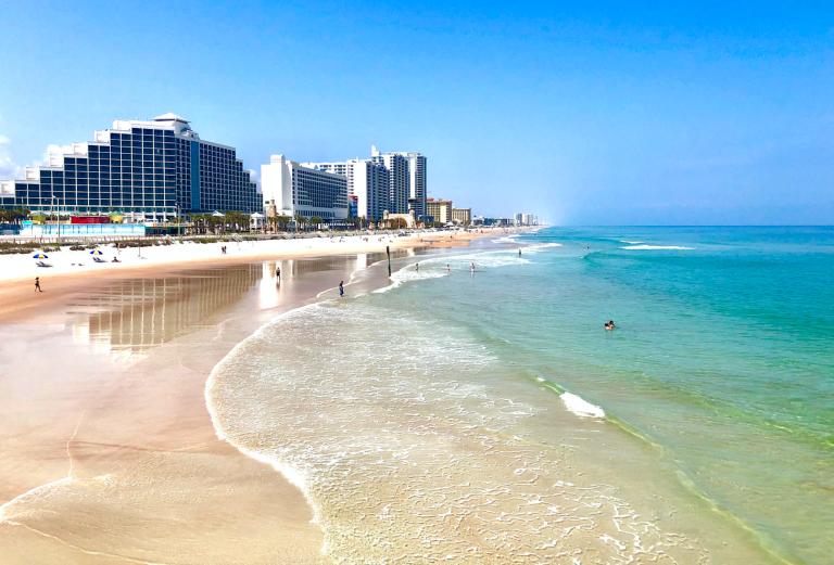 فلوريدا daytona beach