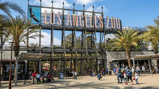 حديقة حيوان لوس أنجلوس