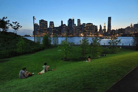 حديقة جسر بروكلين