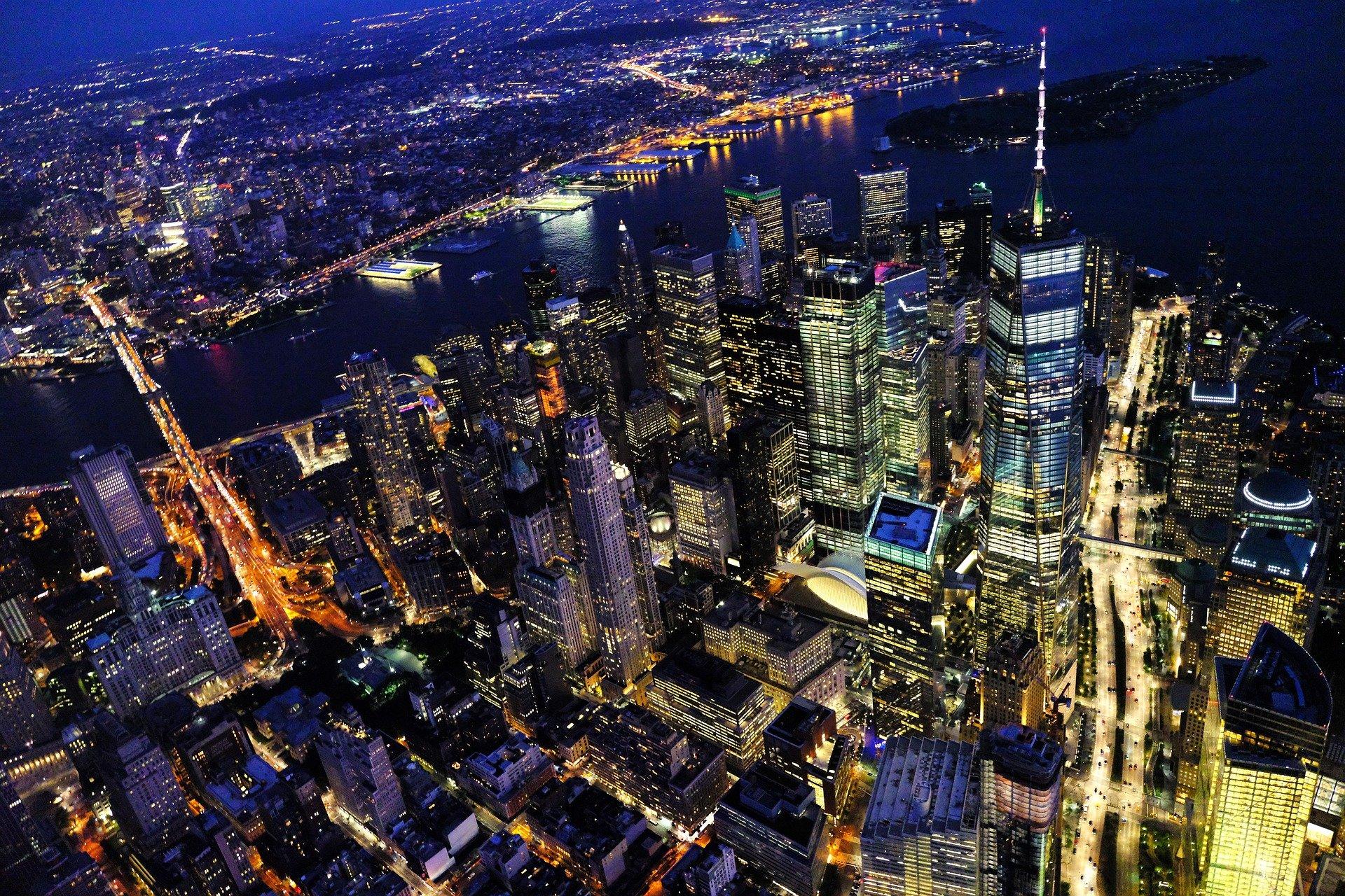 السياحة في نيويورك،وابرز المعالم السياحية فيها