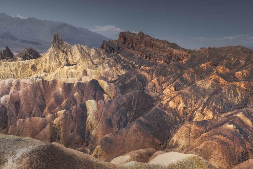 وادي الموت Death Valley