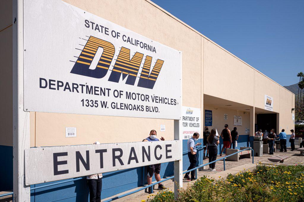 الحصول على رخصة القيادة في أمريكا