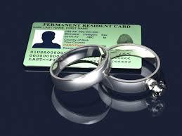 مدة الحصول على البطاقة الخضراء للمتزوجين