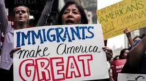 التحديات التي يواجهها المهاجرون في أمريكا