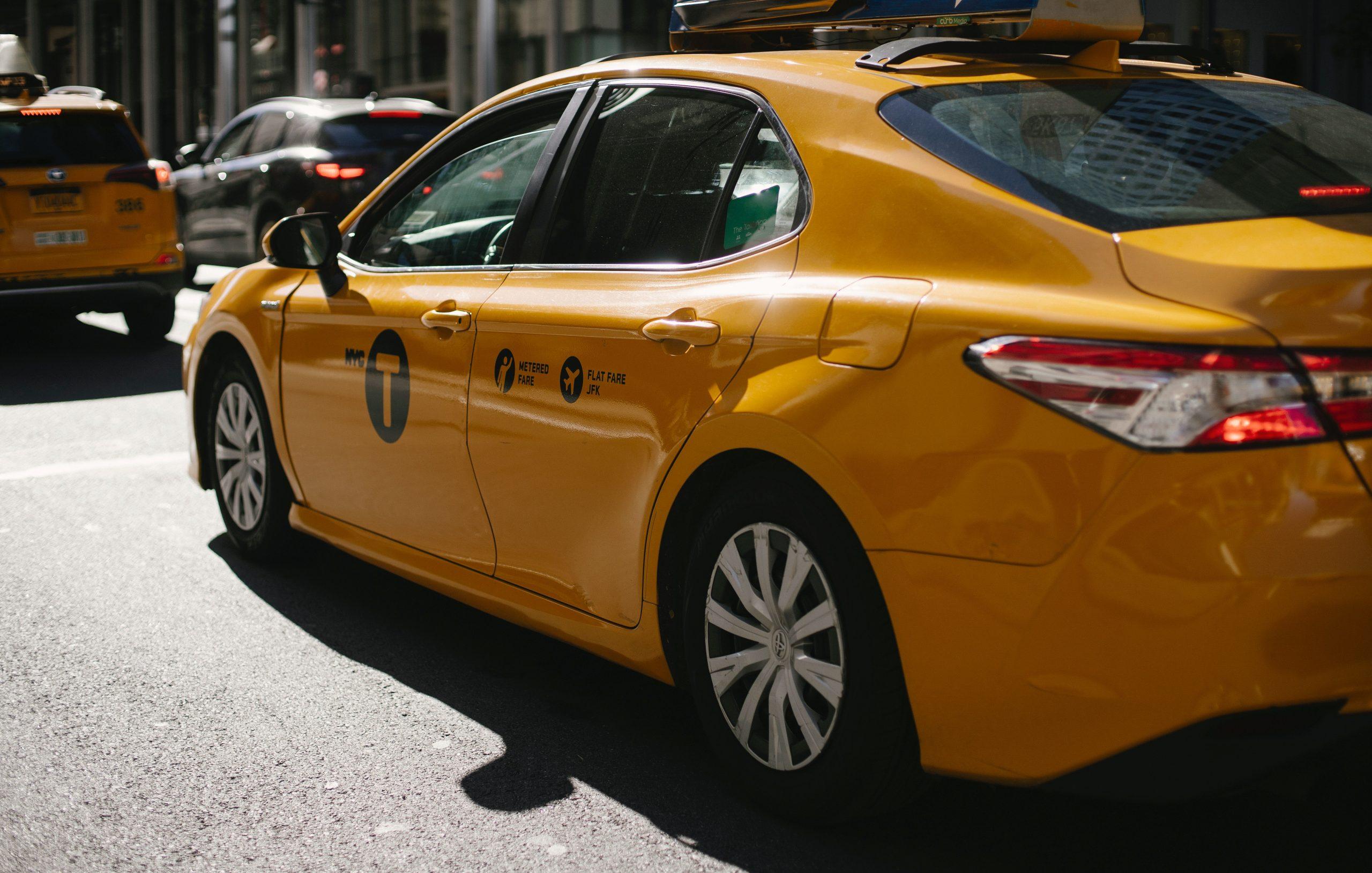 التاكسي في نيويورك