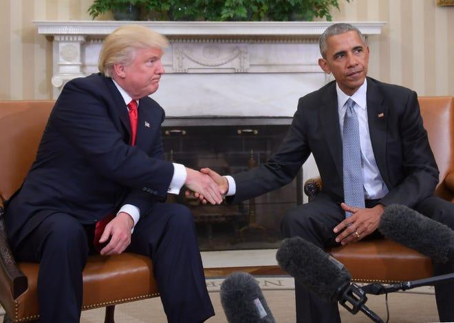 أشياء تقليدية لم يفعلها ترامب خلال يوم تنصيب جو بايدن في 20 يناير!