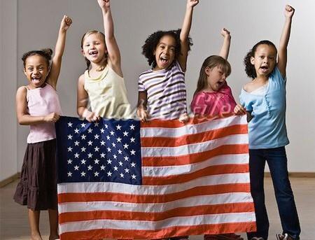 تعليم الأطفال بأمريكا