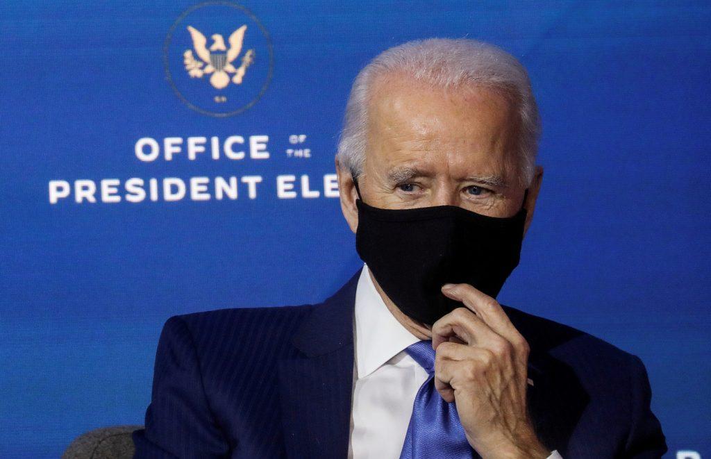 الرئيس المنتخب جو بايدن يتعهد بـ 100 مليون جرعة خلال 100 يوم. وبلوغ حالات الوفاة في أمريكا نحو 388 ألف حالة