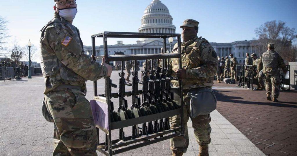 سكان واشنطن يكتشفون الخوف في حصون وقلاع القرن الـ 21