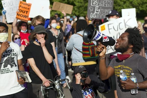 أسقط القضاء التهم الموجهة ضد 28 من متظاهري Black Lives Matter في ديترويت بعد أشهر من المداولات!