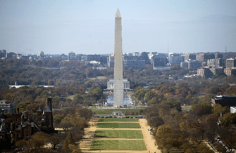 ولاية واشنطن - نصب واشنطن
