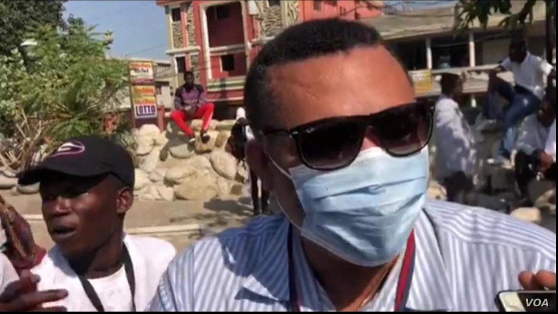 احتجاجات الصحفيين على وحشية الشرطة 28 / يناير