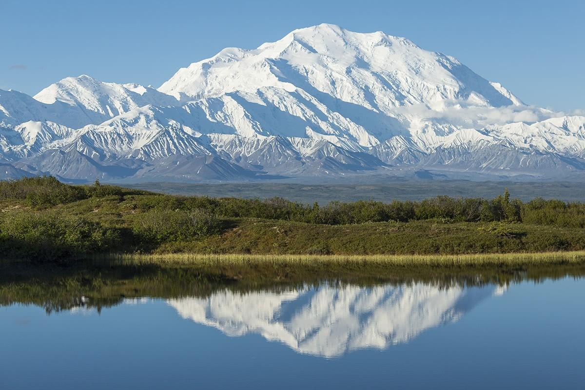الجبال في أمريكا