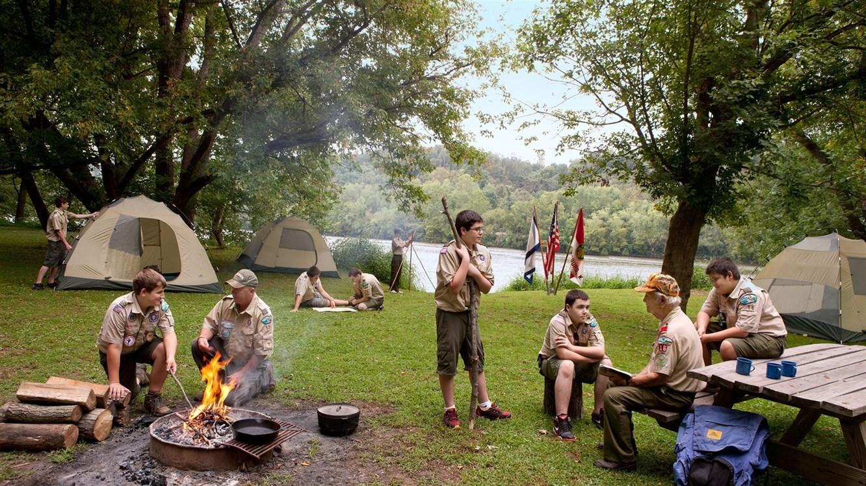 المنظمات الكشفية
