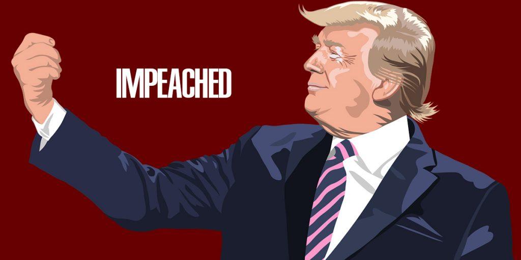 القلق بشأن محاكمة عزل ترامب / 7 فبراير