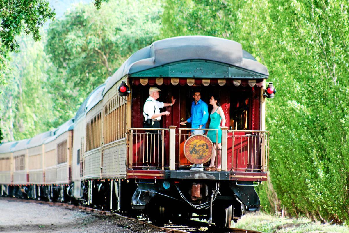 رحلات القطار في أمريكا