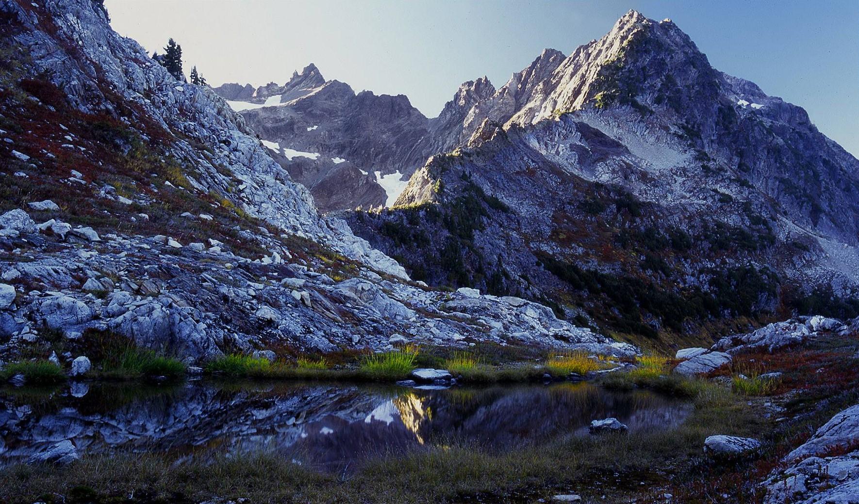 جبال أمريكا