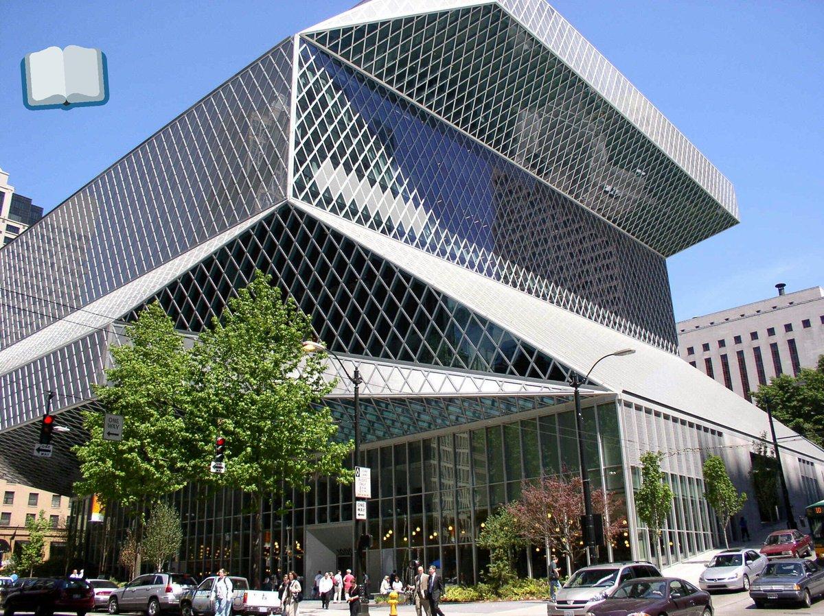 المكتبات الأمريكية