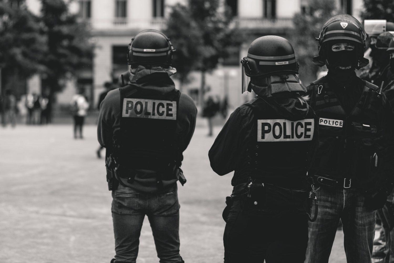 الشرطة في أمريكا