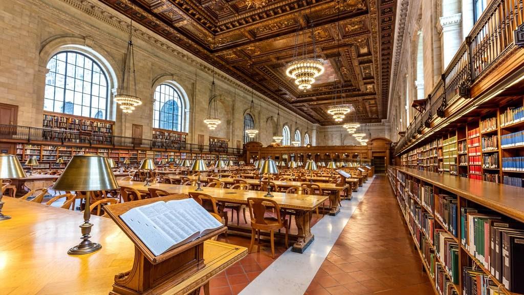 المكتبات في أمريكا .. تعرف على 6 من أعرق المكتبات حول العالم