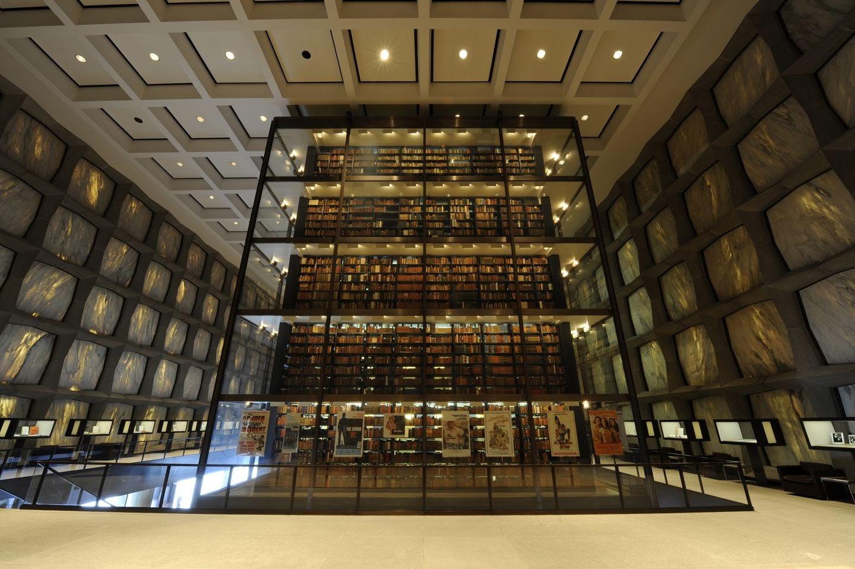 المكتبات في أمريكا