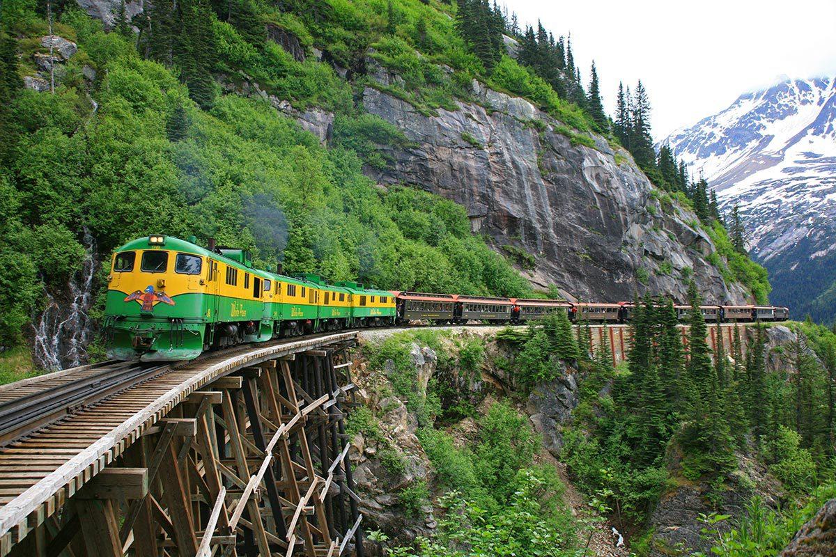 رحلات القطار في أمريكا: تعرف على أفضل 7 رحلات بالقطار الموجود بأمريكا