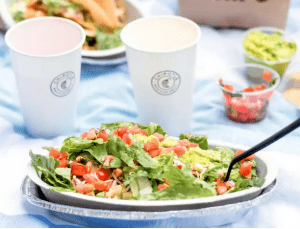 مطاعم صحية