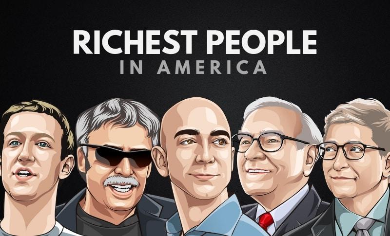 The Richest Men in America 2020