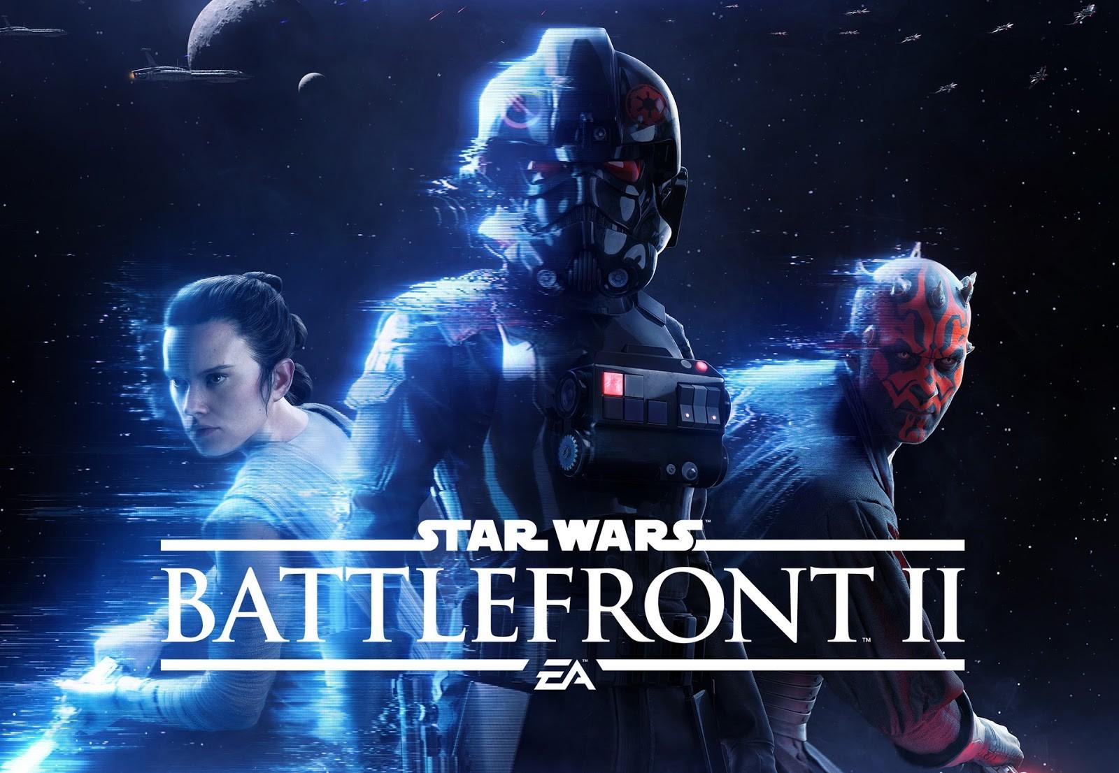 لعبة Star Wars Battlefront II