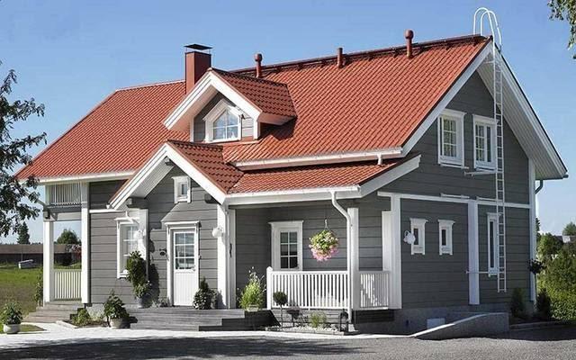 المنزل الأمريكي المثالي