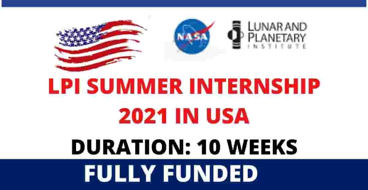 التدريب الصيفي LIP في أمريكا
