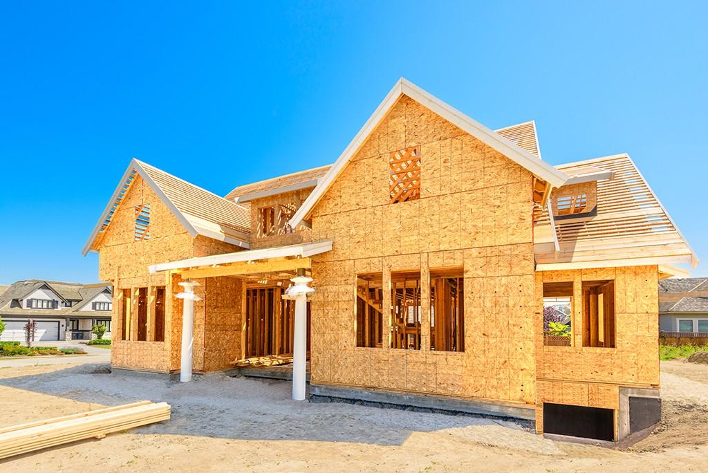 بناء المنزل الأمريكي