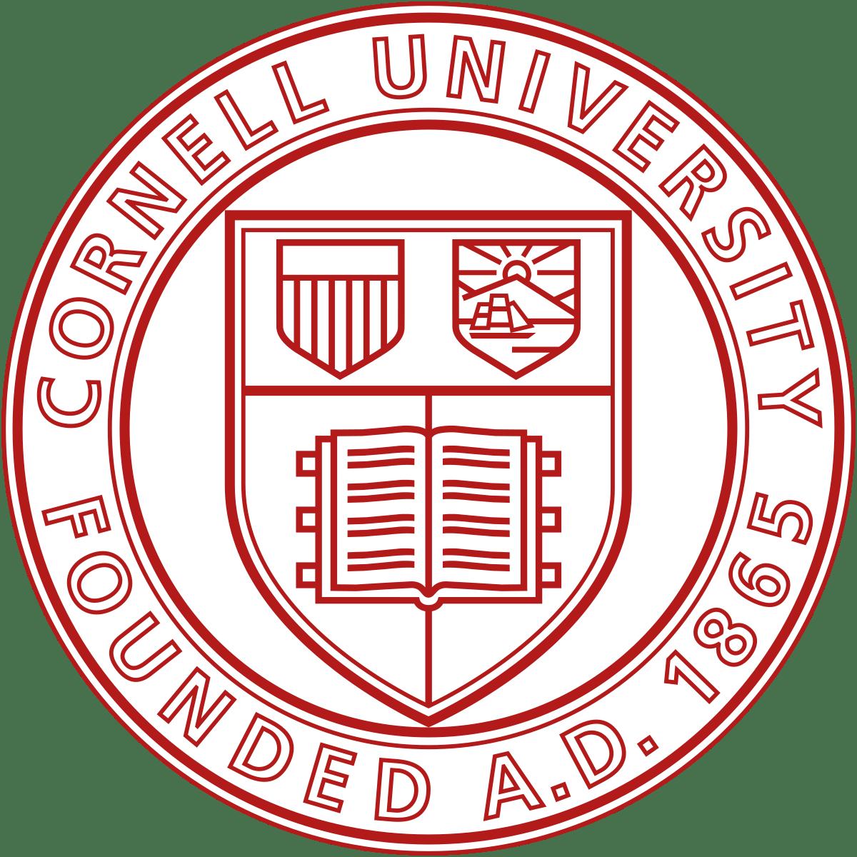 شعار جامعة كورنيل