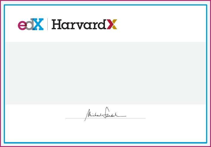 كورسات هارفارد مع edx