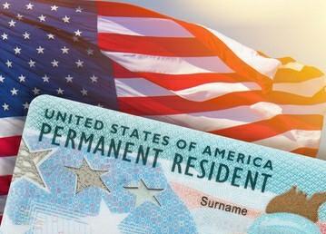 قرعة الهجرة العشوائية لأمريكا