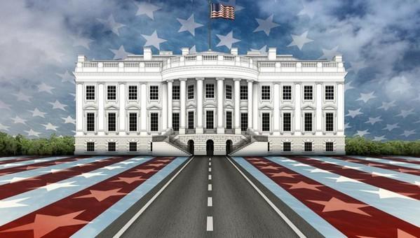 نقسم نظام الحكم في أمريكا إلى ثلاثة جهات رسمية، هم الكونغرس، القضاء والرئاسة.
