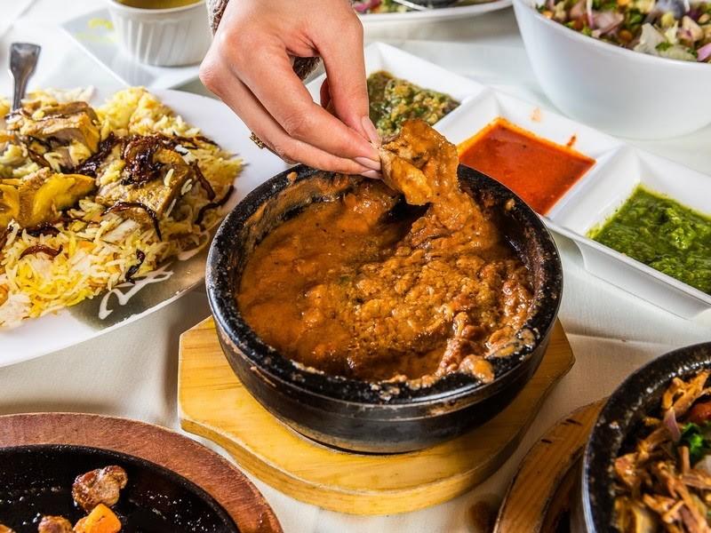 قائمة أفضل مطاعم عربية في واشنطن