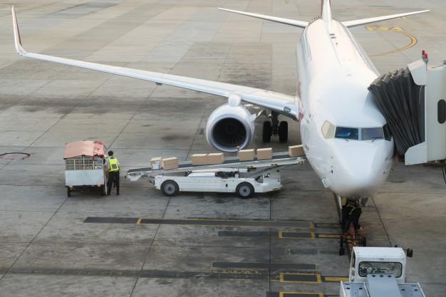 الشحن الجوي في الكويت