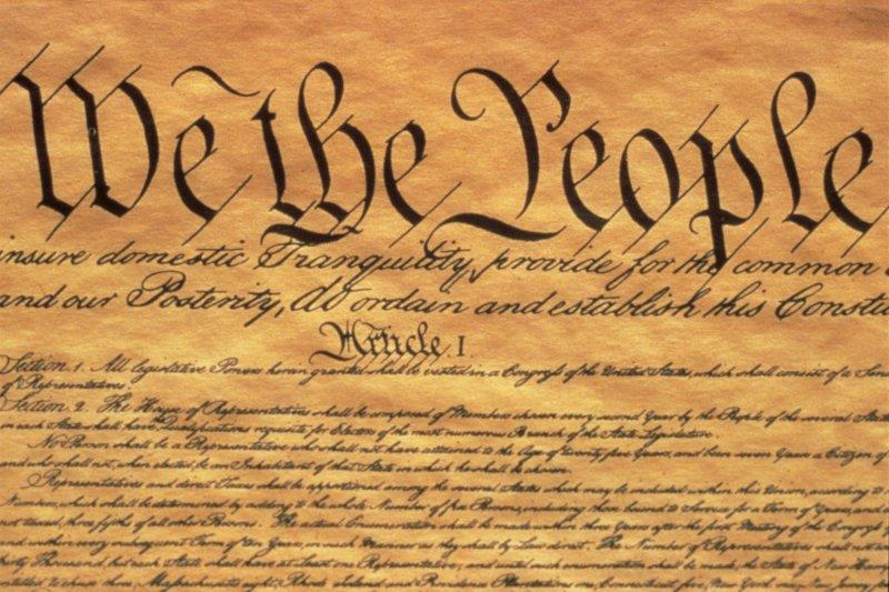 الكونجرس إدخال تعديلات على الدستور (1789)