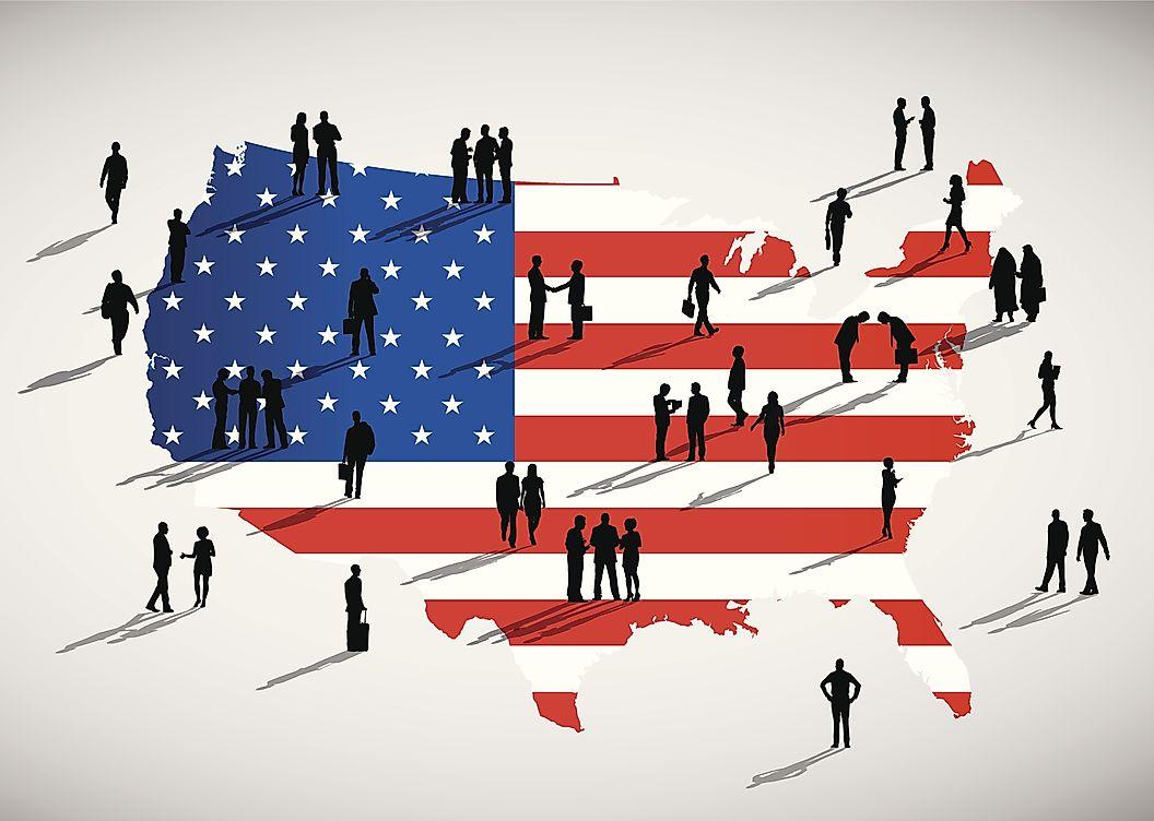 الولايات المتحدة الأمريكية: أكثر اللغات انتشاراً في 2021