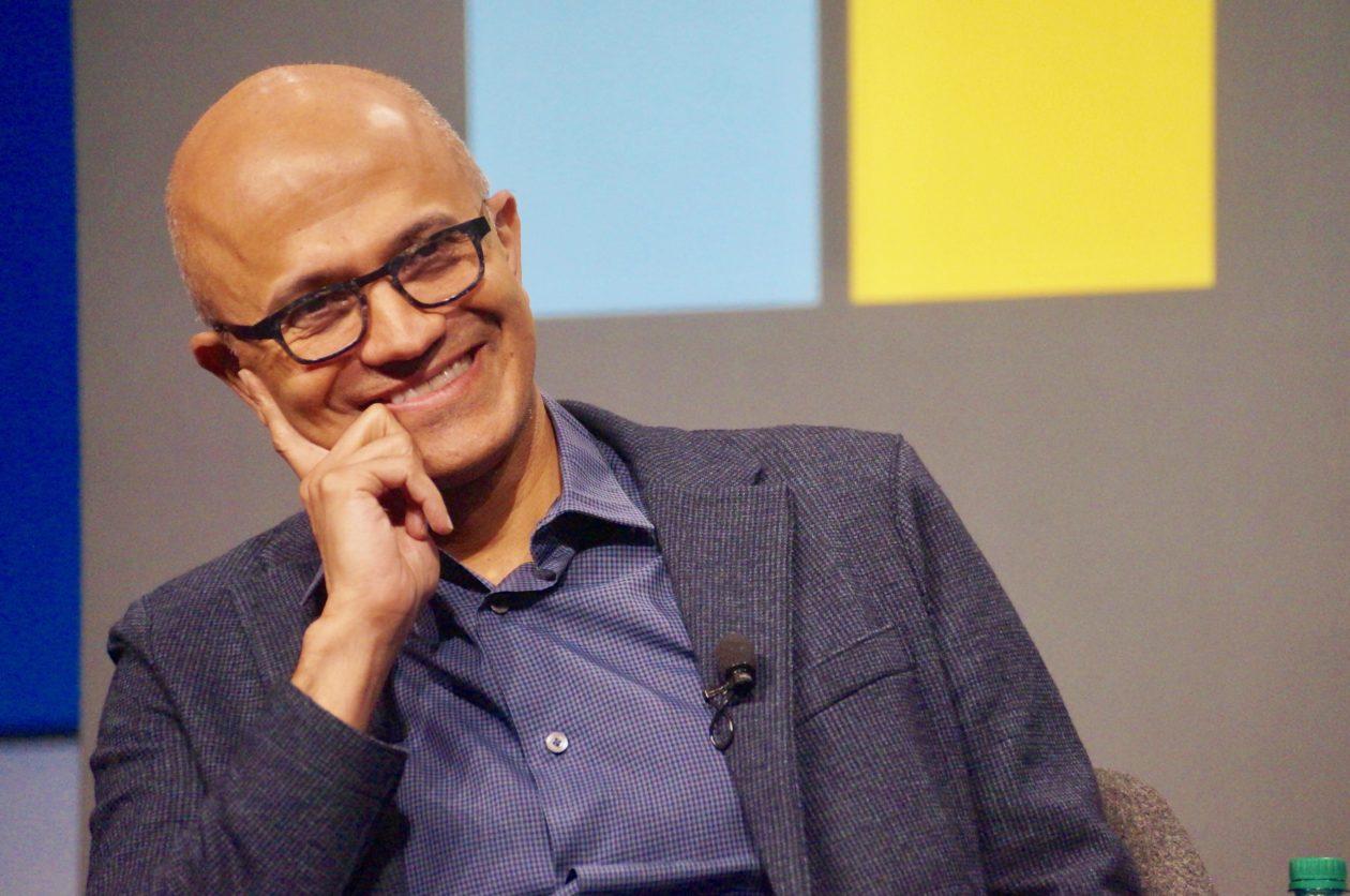 مايكروسوفت تصل الى قيمة سوقية تتجاوز 2 تريليون دولار للمرة الاولى