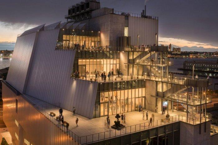 أشهر متاحف نيويورك