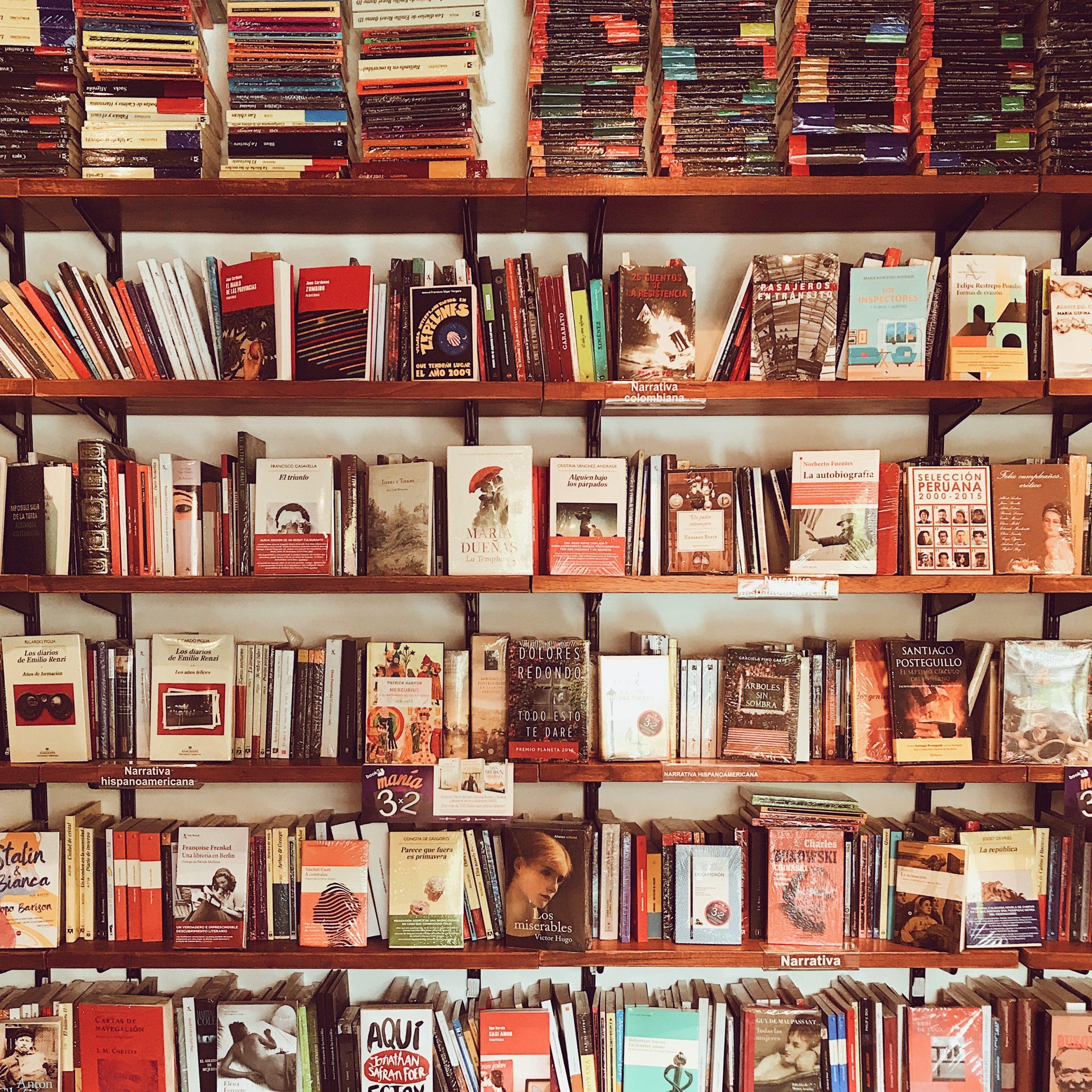 أفضل الكتب مبيعًا في أمريكا
