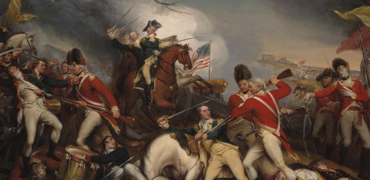 حرب الاستقلال الأمريكية
