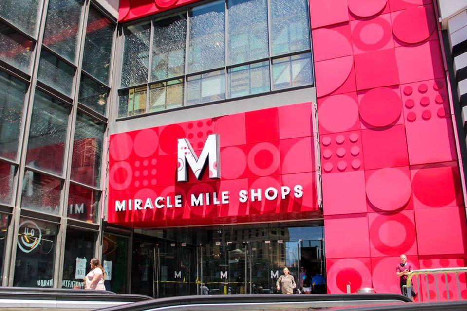 أفضل مراكز التسوق في ميامي