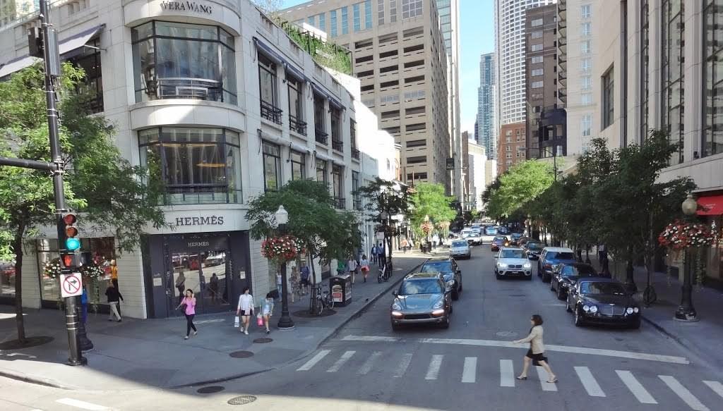 أفضل أماكن التسوق في شيكاغو